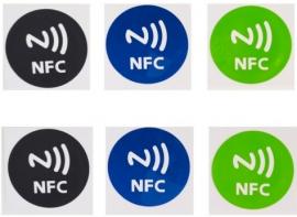 Mobeefox passe au NFC