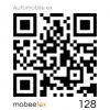 Le QR code associé au mobeesite