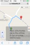 Géolocalisez votre adresse