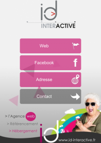 Site mobile ID-Interactive