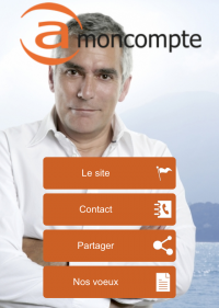 Site mobile Amoncompte