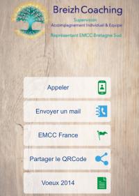 Site mobile Breizh Coaching